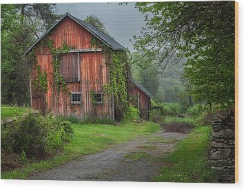 Days Gone By Wood Print by Bill Wakeley