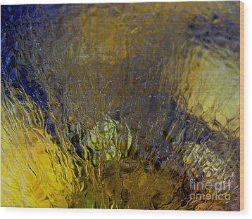 Daystars Wood Print