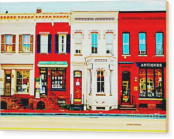 Dc Shops 4822 3311 003 Wood Print