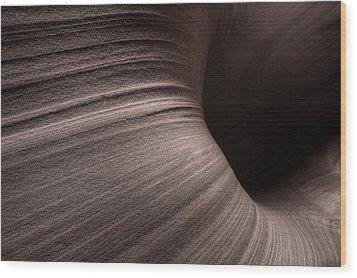 Deep Wood Print by Kiril Kirkov