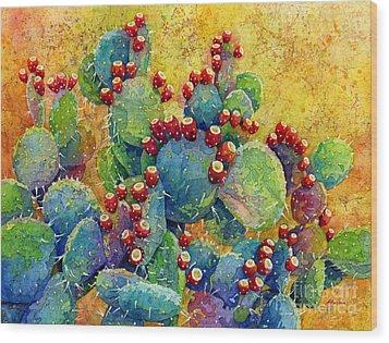 Desert Gems Wood Print