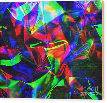 Digital Art-a14 Wood Print by Gary Gingrich Galleries