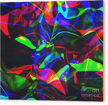 Digital Art-a16 Wood Print by Gary Gingrich Galleries