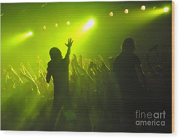 Disciple-kevin-9551 Wood Print by Gary Gingrich Galleries