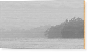 Distant Memory Wood Print by Stan Wojtaszek