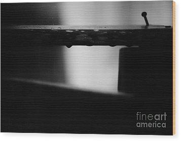 Dont Fix Me Im Not Broken  Wood Print by Jessica Shelton