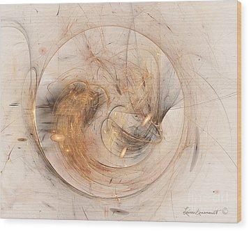 Dream Catcher Wood Print
