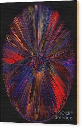 Dreamcatcher  Wood Print by Patricia Kay