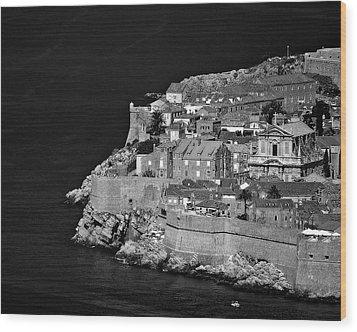 Dubrovnik Wood Print by Mario Celzner