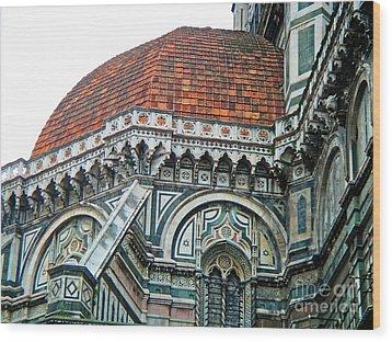 Duomo Italian Renaissance Wood Print