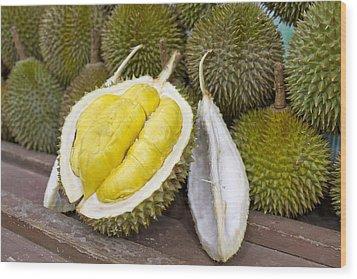 Durian 2 Wood Print