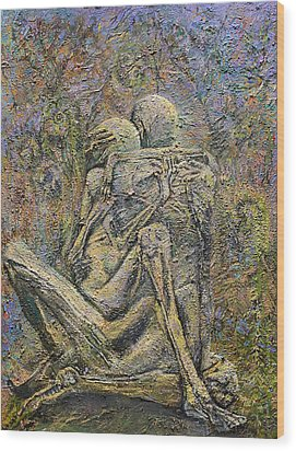 Dust To Dust   Wood Print
