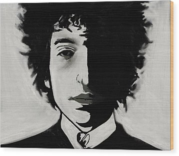 Dylan Wood Print by Jeff DOttavio