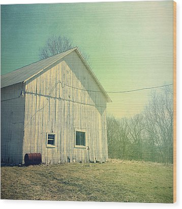 Early Morning Light Wood Print by Olivia StClaire