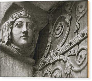 Ecclesia Wood Print