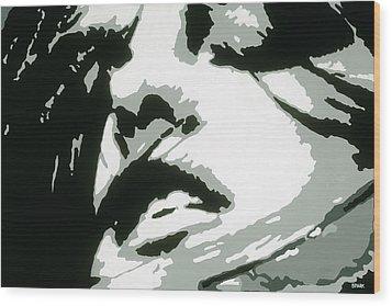 Ecstasy Wood Print by Steve Park