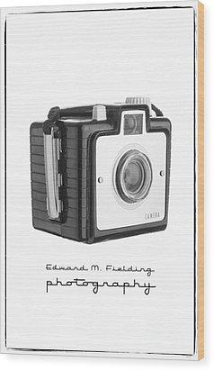 Edward M. Fielding Photography Wood Print by Edward Fielding