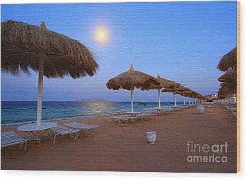 Egypt 1 Wood Print by Mariusz Czajkowski