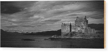 Eilean Donan Wood Print