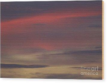 El Cielo Wood Print