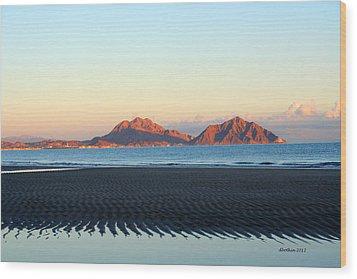El Machorro Wood Print