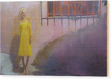 Elle Wood Print by Galya Tarmu