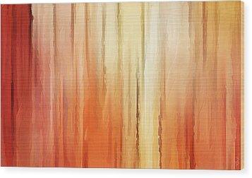 Elusive View Wood Print by Lourry Legarde