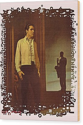Elvis Aaron Presley Wood Print by Movie Poster Prints