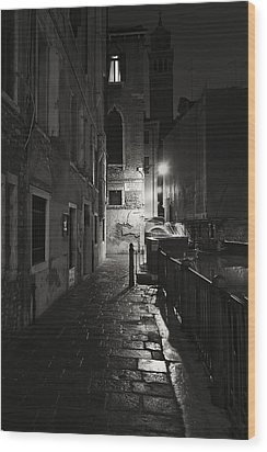Empire Of Light 2 Wood Print by Marion Galt