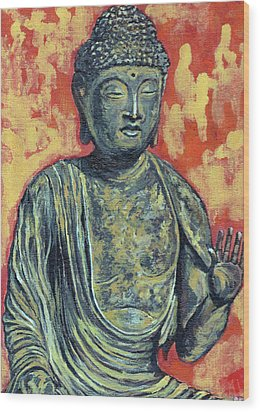 Enlightenment Wood Print by Tom Roderick