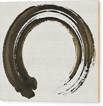 Enso Wood Print