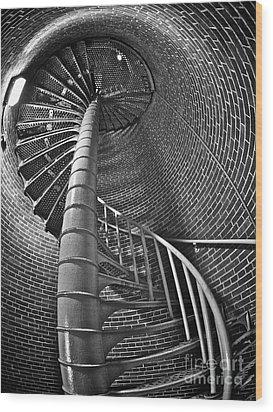 Escher-esque Wood Print
