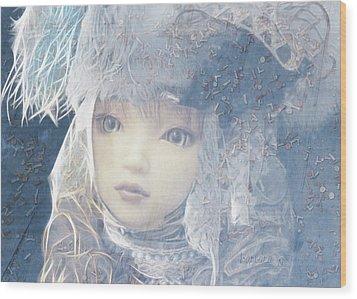 Esprilanza Dilla Nocetina Wood Print