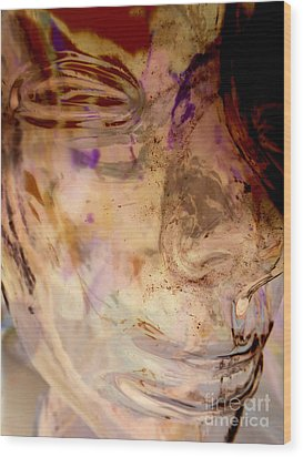 Wood Print featuring the photograph Essence by Joy Angeloff