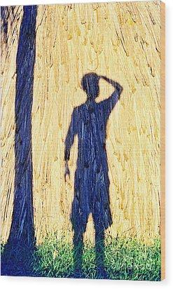 Eternal Quest 2002 - 1 Of 1 Wood Print