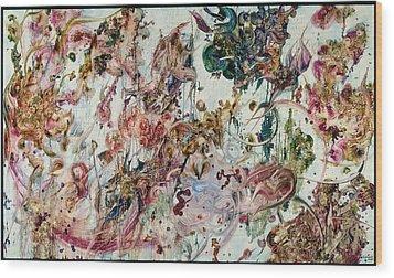 Fairytale Kingdom Wood Print