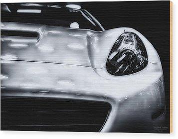 Ferrari 2 Wood Print