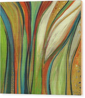Finding Paradise Wood Print