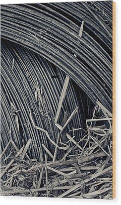 Flood Wood Print by Odd Jeppesen
