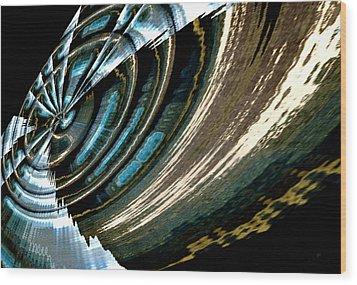 Fly Away Wood Print by Gerlinde Keating - Galleria GK Keating Associates Inc