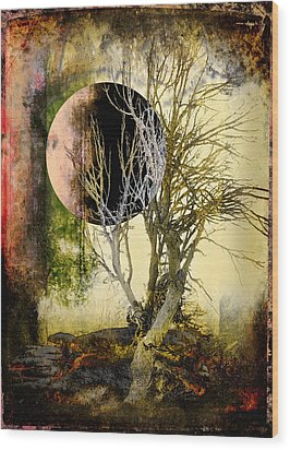 Folklore Wood Print