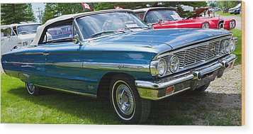 Ford Galaxie 520 Xl Wood Print