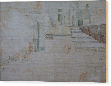 Forenza Vita - Salita Trappeto Wood Print