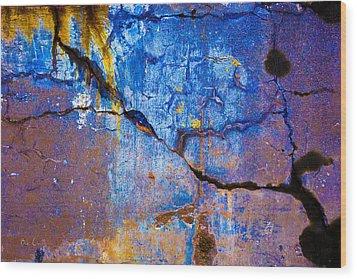 Foundation Number Thirteen Wood Print by Bob Orsillo