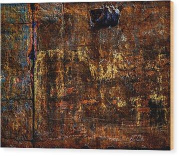 Foundation Six Wood Print by Bob Orsillo