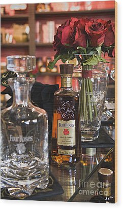 Four Roses Single Barrel - D008612 Wood Print