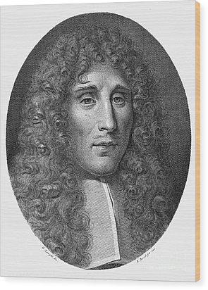 Francesco Redi (1626-1697) Wood Print by Granger
