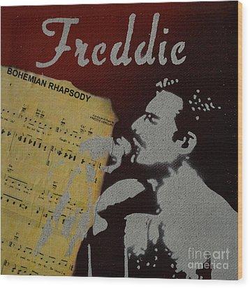 Freddie Wood Print