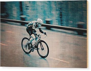 Wood Print featuring the photograph Full Speed Ahead by Ari Salmela