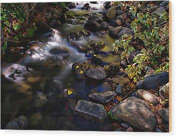 Galena Creek Fall Waterfall Photograph By Scott Mcguire
